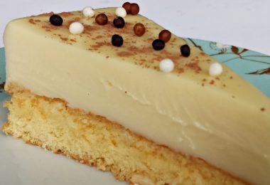 Bijela torta by Slatka fuzija