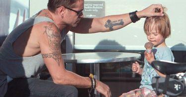 Colin Farrell i sin