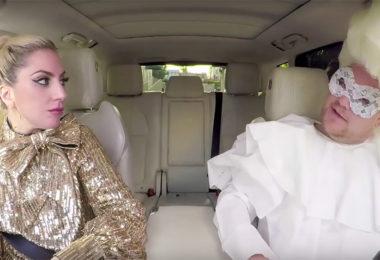 Lady Gaga i James Corden