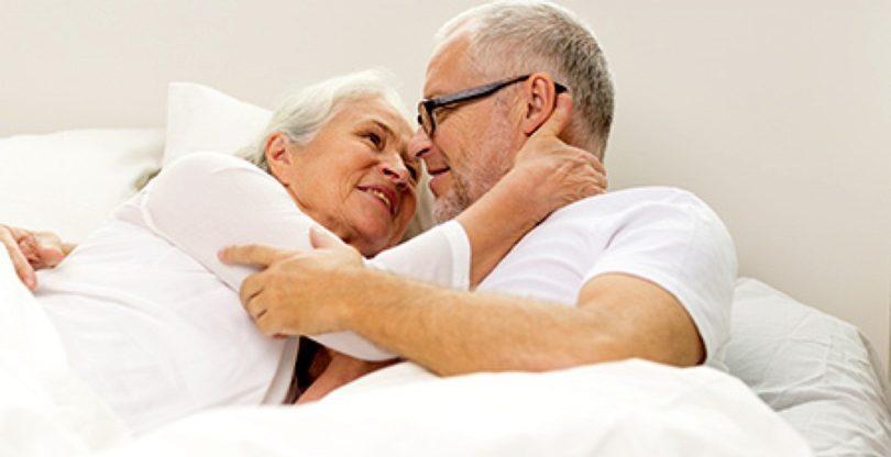 Žena sex starijih Seks u