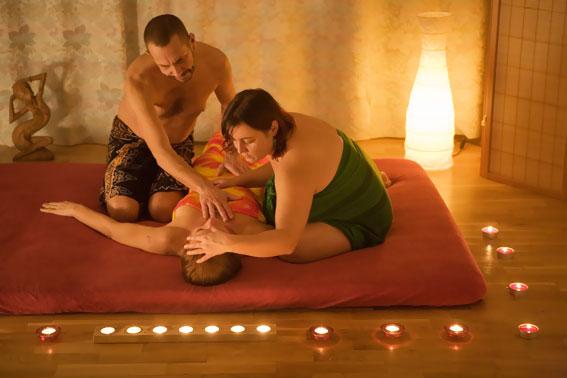 Tantra masaža