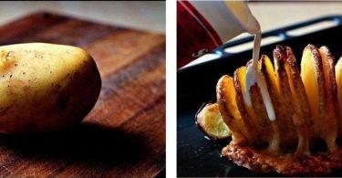 Ukusni krompir zalogaj