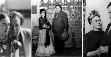 Frida i Diego
