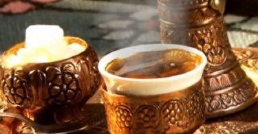 Bosanska kafa, džezva, fildžan