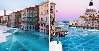 Venecija pod ledom