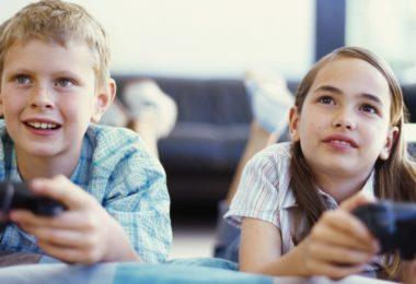 djeca i video igre