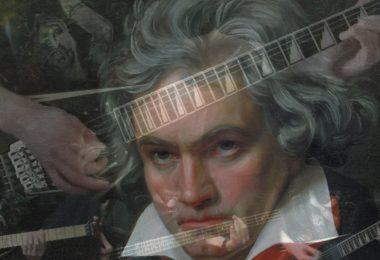 Beethoven - rock