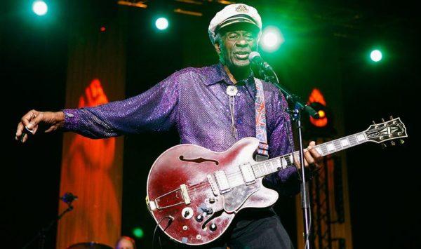 Chuck Berry u poznim godinama