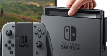 Nintendo Switch konzola