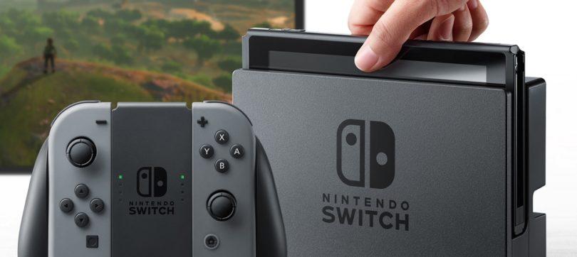 Nintendo Switch konzola