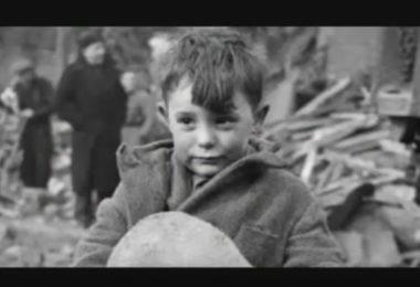 Glenn Cunningham kao dječak