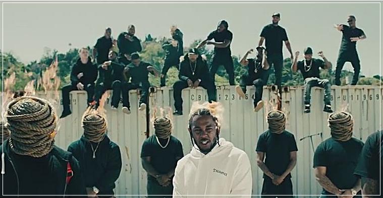 Kendrick Lamar, spot