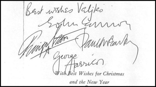 Veljko_Despot_-_privatna_božićna_čestitka_Beatlesa,_1968