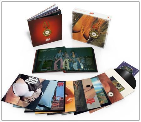 bijelo dugme LP box set