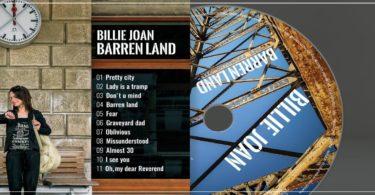 Billie Joan_Barren CD