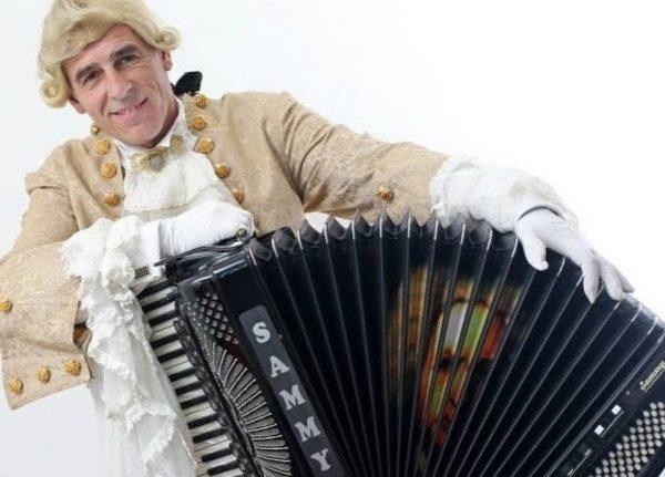 Sammy Balkan Mozart