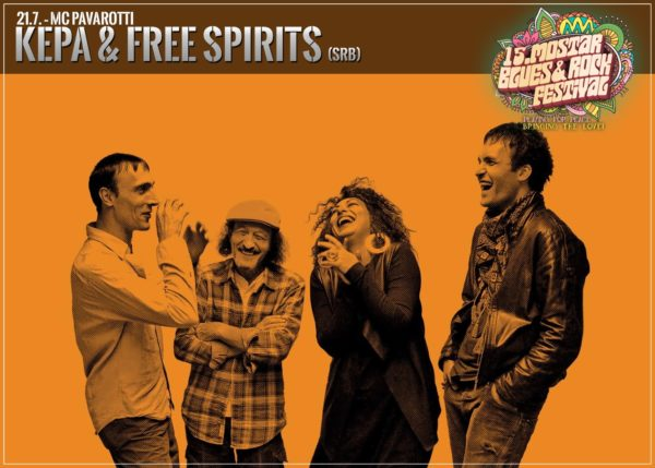 Kepa & Free Spirits