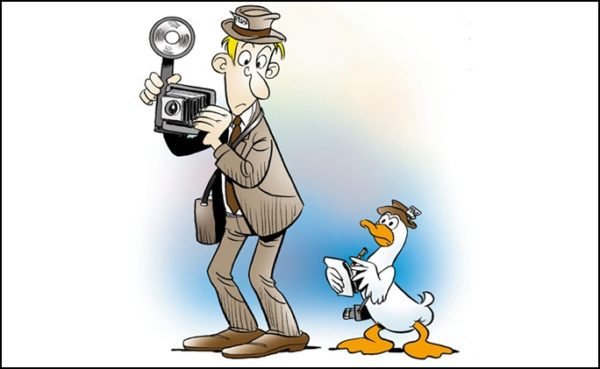 novinarska patka