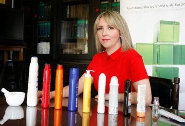 Anita Galić, opasna kozmetika