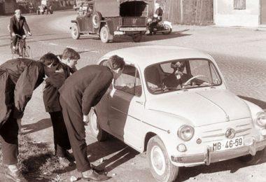 Fićo, Fiat Zastava 750