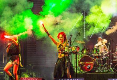 MAiKA, Revolution festival Temišvar