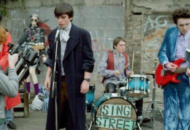 Sing Street, scena iz filma
