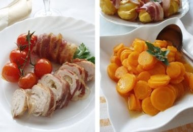 lagani menu