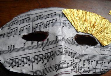 music mask, scenska imena
