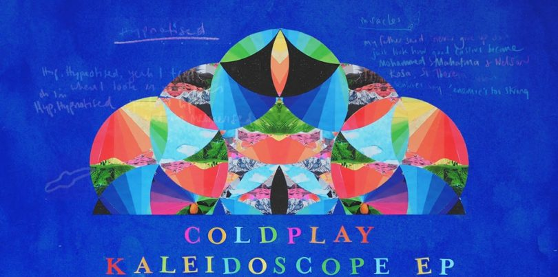 Coldplay omot albuma