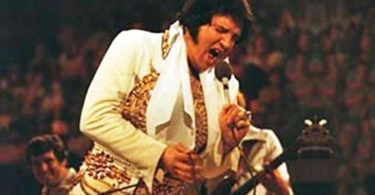 Elvis Presley uživo