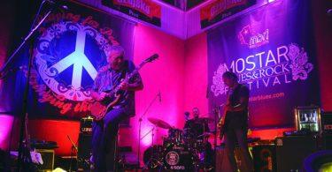 MBF - Mick Clarke Band