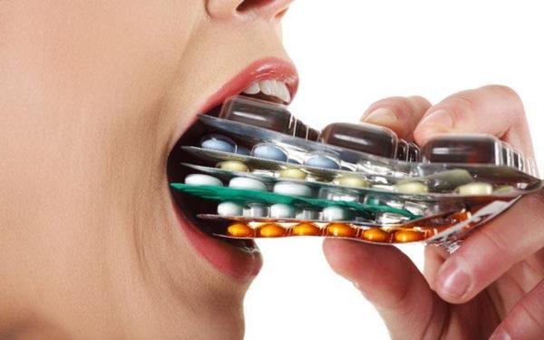 antibiotici, hipohondrija
