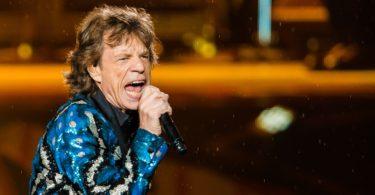 Mick Jagger, 2016
