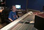 Anton u studiju Pavarotti