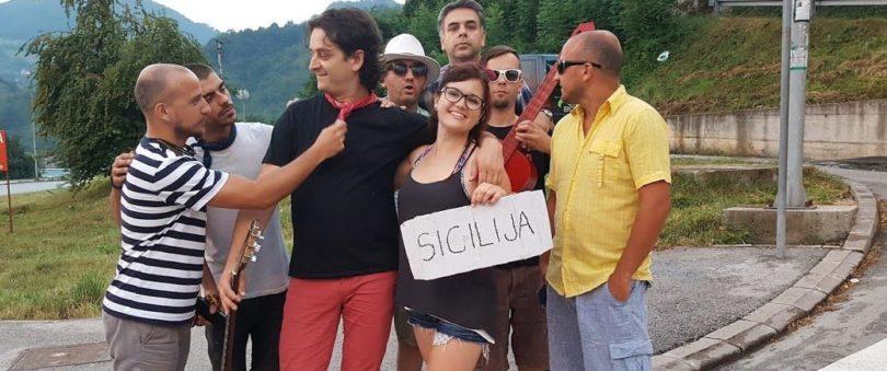 Balkaneros, spot Sicilija