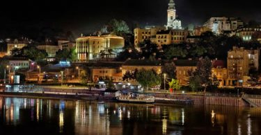 Belgrade_at_night