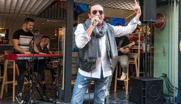 Bebek, promocija albuma u Zagrebu