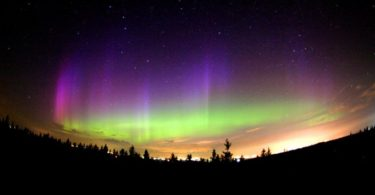 aurora borealis northern-lights