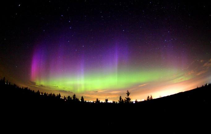 aurora borealis northern-lights