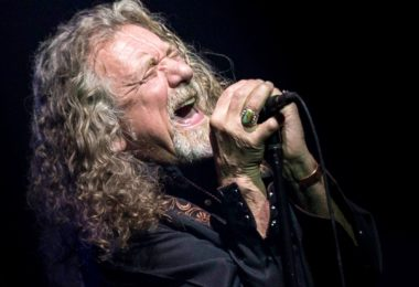 Robert Plant (photo by Suzanne Cordeiro/Corbis via Getty Images)