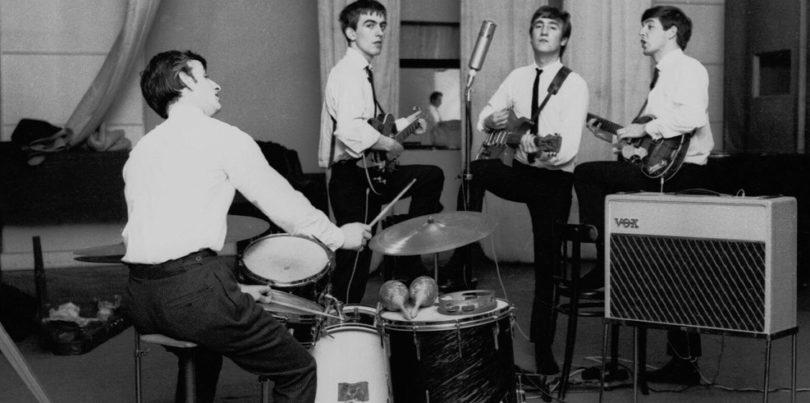 The Beatles, Love me do