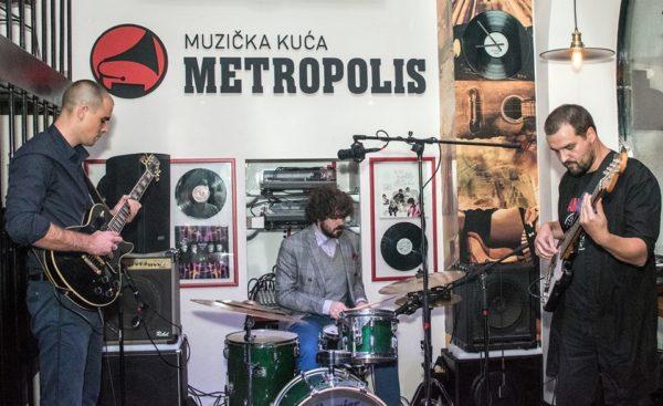 Promocija albuma 'Zašto Kafka' istoimenog benda (foto. Miki Veličković)