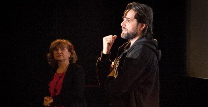 Tarik Hodžić na Eastern Neighbours Film Festivalu, Den Haag