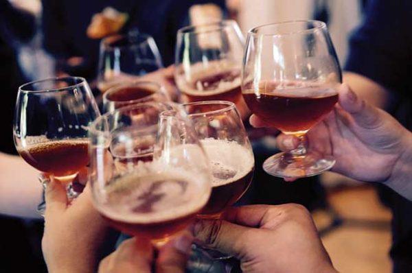ispijanje piva