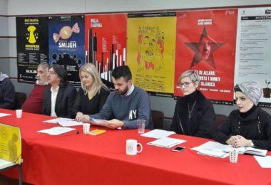 BNP Zenica, press