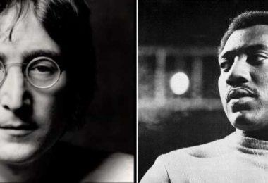 John Lennon, Otis Redding