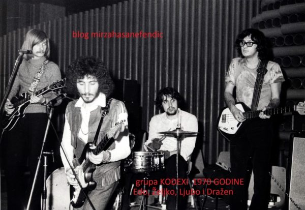 Grupa Kodeksi, 1970