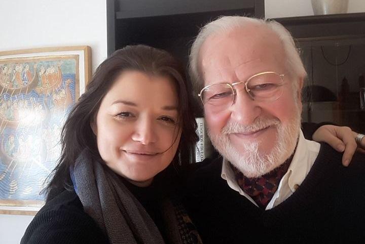 Maja Milinkovic i Alfredo