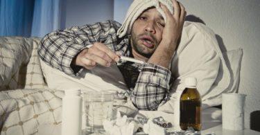 muskarac-prehlada-gripa