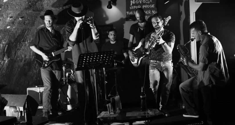 Riccardo Staraj & Midnigh Blues Band